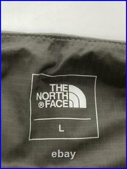 THE NORTH FACE Vent Stopper Zephyr Coque Cardigan L Nd91861 Étiquette Bas Veste