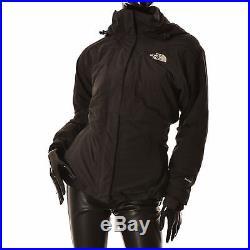 THE NORTH FACE Veste Femmes Tailles M médium noir à capuche authentique