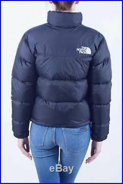 THE NORTH FACE Women's black 1996 Retro Nuptse down jacket