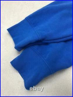 THE NORTH FACE X Refroidir Cou L Coton Bleu Taille L Mode Sweat De Japon