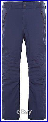 THE NORTH FACE furggen SKI/pantalons de snowboard, XL, Cosmique Bleu