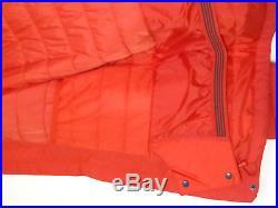 THE NORTH FACE hommes fourbarrel isolé dryvent Veste ski rouge & Gris asphalte M