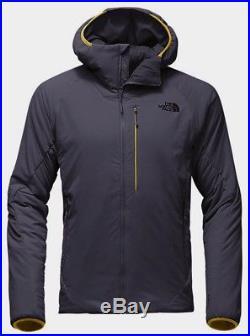 THE NORTH FACE ventrix à capuche isolé veste capuche, XL GRIS / Jaune
