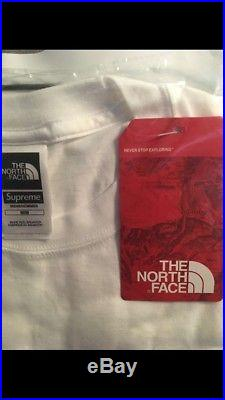 Tee shirt Supreme X The North Face