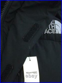 The North Face 18Aw Baltro Clair S Nd91840 Nylon Noir Veste De Japon