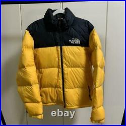 The North Face 1996 Nuptse Bas Veste XL Utilisé De Japon F/S