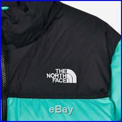 The North Face 1996 Rétro Nuptse Veste Vert T93JQRN0Q Femme TAILLE S Neuf