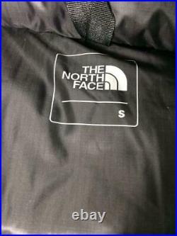 The North Face 19Aw Berlayer Parka S Nylon Bleu Nylon Veste De Japon