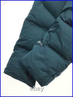 The North Face 19Aw Parka Xs Nylon Nd91915 Bleu Nylon Veste De Japon