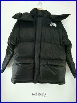 The North Face 2020Aw Lui Bas Parka M Nd92031 Nylon Noir Veste De Japon