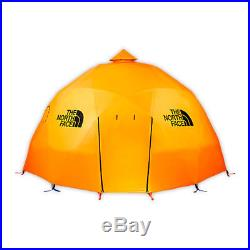 The North Face 2 Meter Dome 8 Places Gold White Black