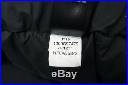 The North Face Arctique II 550 Remplissage Femmes Noir Bas Parka Faux Fur Size M