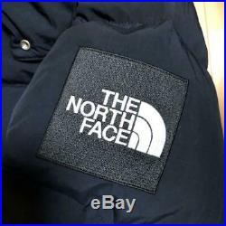 The North Face Authentique Camp Sierra Veste Courte Noir ND91847 Taille L Used