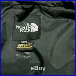 The North Face Authentique Unisexe 607ms Gore-Tex Montagne Guide Veste L Utilisé