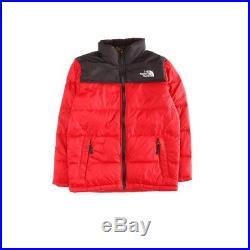 The North Face B Nuptse Down Jkt Veste Enfants T93CQM682 Red
