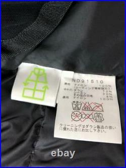 The North Face Baltro Clair S Nylon Nd91510 Nylon Noir Veste De Japon