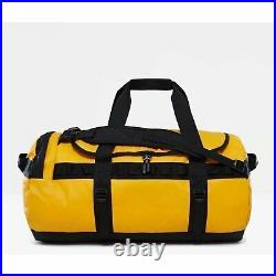 The North Face Base Camp Duffel M Summit Or Tnf Black Neuf Fourre-Tout Valise Z
