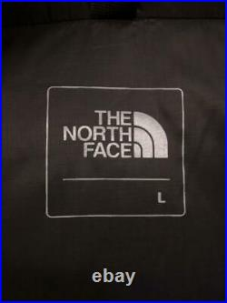 The North Face Belayer Parka L Nylon Nd91815 Nylon Noir Veste De Japon