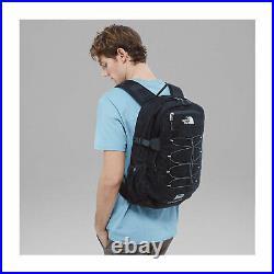 The North Face Borealis Classique Pack Tnf Noir Asphalt Grey Sac à Dos New École