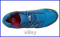 The North Face Chaussures Randonnée Pédestre Course Ultra Mt Gtx Homme Bleu