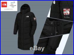 The North Face Doudoune Longue Pyeongchang Winter Olympic 2018 Limited Edition