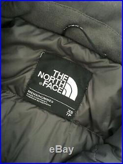 The North Face El Norte Grey/graphite Size Xs