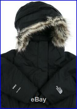 The North Face Femmes Arctique Parka II Veste Taille XS XS Noir