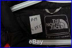The North Face Femmes Sommet Séries 800 Bas Doudoune Gris Petit
