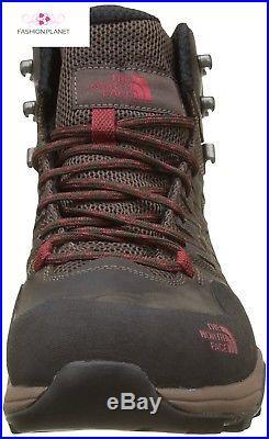 The North Face Hedgehog Hike Mid Gore Tex, Chaussures de Randonnée Hautes Homme