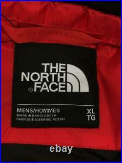 The North Face Himalayen XL Nylon T93L2L Rouge Nylon Veste Mode De Japon