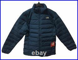 The North Face Homme Broza 550 Oie Veste Doudoune, TailleS Bleu Foncé