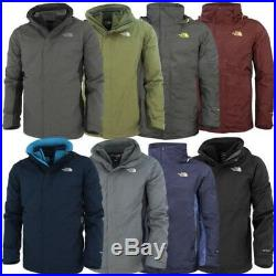 The North Face Homme Evolution II Triclimate Veste 3-in-1 Doublée