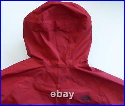 The North Face Homme Forme Fusée Progressor Gore-Tex Coque Escalade Veste Red XL