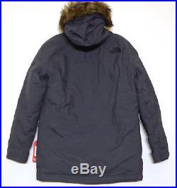 b5e4986fc7 The North Face Homme Mcmurdo Parka III 550-fill Veste doudoune Gris  asphalte M M
