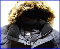 The North Face Homme Mcmurdo Parka III 550-fill Veste doudoune Gris asphalte M M