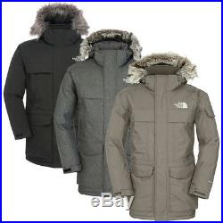 The North Face Hommes McMurdo Parka