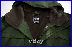 The North Face Hommes Neige à Jupes Veste Imperméable Taille L AOZ635