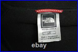 The North Face Hommes Taille L Coton/Laine / Acrylique Pull Combiner Ship Remise