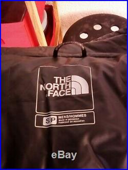 The North Face Hommes Taille S 3 En 1 Imperméable Gris Thermoball Noir