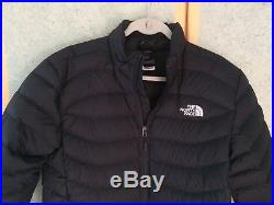 The North Face Imbabura Jacket 700 Pro Duvet Black