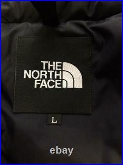 The North Face L Nylon Nd92041R Nylon Noir Veste Mode 12791 De Japon