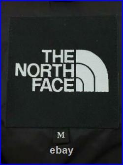 The North Face Lui Bas Parka Himdow Perca M Rouge Nylon Veste