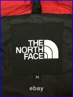 The North Face Lui Bas Parka Himdow Perca Mnylon Nd92031 Rouge Nylon Veste