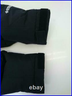 The North Face Lui Bas Parka (Lui Douper Voiture) Nd92031 XL Gore Tex Goatex