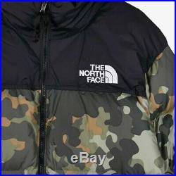 The North Face M 1996 Saisonnier Nuptse Veste T93MIX5XP Hommes TAILLE S Neuf