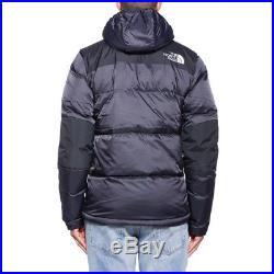 The North Face M Him Ligt Down Hood Veste Homme T93OEDJK3 Tnf Black