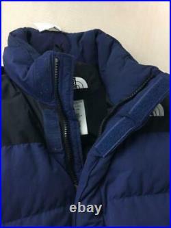 The North Face M Nylon Dirt, Sentiment Étiquette Taille Marine Gilet 2516 Japon