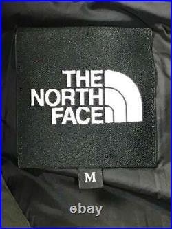 The North Face M Nylon Khk Kaki Nylon Veste Mode 13240 De Japon