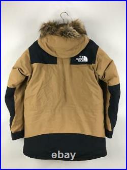 The North Face M Nylon Nd91935 Ocre Nylon Veste Mode 12311 De Japon