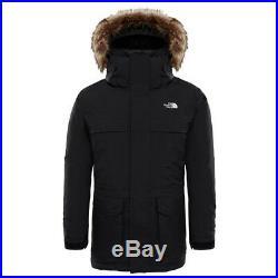 The North Face McMurdo Down Parka Boy Tnf Black NF0A3ODVJK31/